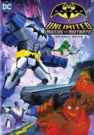 Batman Unlimited Robôs Vs Mutantes