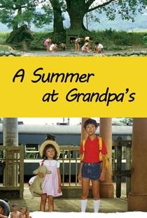 Um Verão na Casa do Vovô - Poster / Capa / Cartaz - Oficial 5
