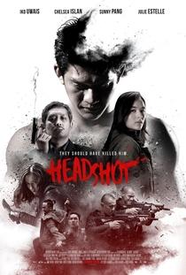Headshot - Poster / Capa / Cartaz - Oficial 1