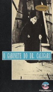 O Gabinete do Dr. Caligari - Poster / Capa / Cartaz - Oficial 14