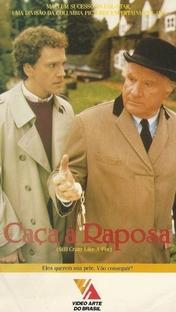 Caça À Raposa - Poster / Capa / Cartaz - Oficial 1