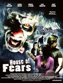 House of Fears - Poster / Capa / Cartaz - Oficial 2