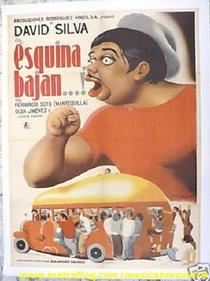 Esquina, bajan...! - Poster / Capa / Cartaz - Oficial 1