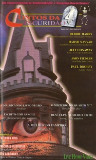 Contos da Escuridão 4 - Poster / Capa / Cartaz - Oficial 1