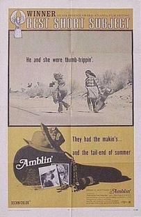 Amblin' - Poster / Capa / Cartaz - Oficial 1
