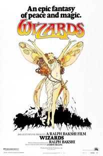 Wizards - Poster / Capa / Cartaz - Oficial 4