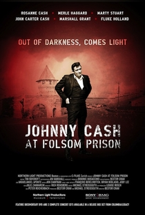 Johnny Cash At Folsom Prison - Poster / Capa / Cartaz - Oficial 1