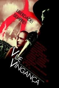 V de Vingança - Poster / Capa / Cartaz - Oficial 7