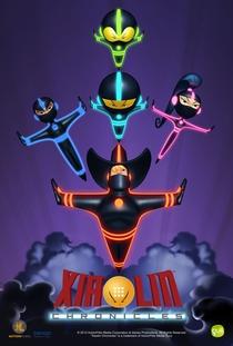 Xiaolin Chronicles - Poster / Capa / Cartaz - Oficial 1