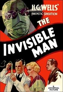 O Homem Invisível - Poster / Capa / Cartaz - Oficial 8