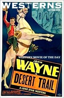 Uma Trilha no Deserto - Poster / Capa / Cartaz - Oficial 3