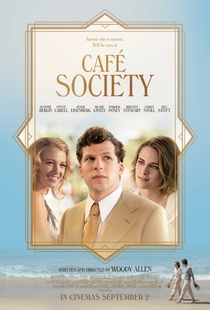 Café Society - Poster / Capa / Cartaz - Oficial 2
