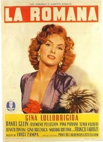A Romana  - Poster / Capa / Cartaz - Oficial 3