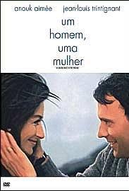 Um Homem, Uma Mulher - Poster / Capa / Cartaz - Oficial 6