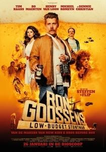 Ron Goossens, Dublê de Baixo Orçamento - Poster / Capa / Cartaz - Oficial 1
