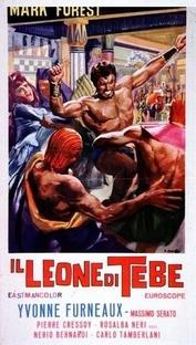 O Leão de Thebas - Poster / Capa / Cartaz - Oficial 1