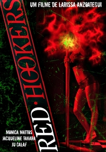 Red Hookers - Poster / Capa / Cartaz - Oficial 1