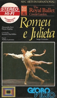 The Royal Ballet Covent Garden - Romeu e Julieta - Poster / Capa / Cartaz - Oficial 1