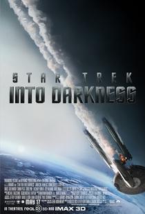 Além da Escuridão - Star Trek - Poster / Capa / Cartaz - Oficial 3