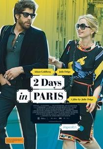 2 Dias em Paris - Poster / Capa / Cartaz - Oficial 1