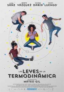 As Leis da Termodinâmica - Poster / Capa / Cartaz - Oficial 2