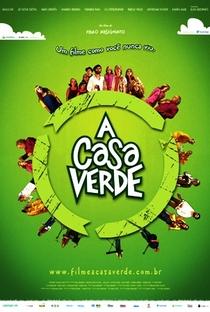 A Casa Verde - Poster / Capa / Cartaz - Oficial 1