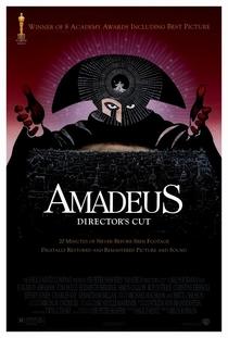 Amadeus - Poster / Capa / Cartaz - Oficial 7