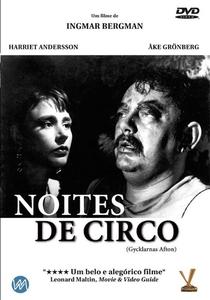 Noites de Circo - Poster / Capa / Cartaz - Oficial 2