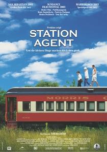 O Agente da Estação - Poster / Capa / Cartaz - Oficial 2