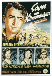 As Neves do Kilimanjaro - Poster / Capa / Cartaz - Oficial 8