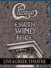 Chicago Earth, Wind and Fire Live At Greek Theatre - Poster / Capa / Cartaz - Oficial 1