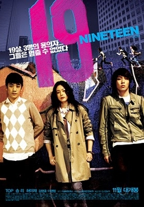 19 Nineteen - Poster / Capa / Cartaz - Oficial 1