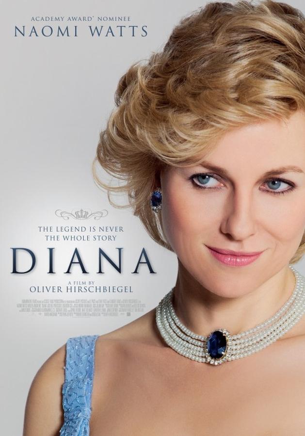 Filme da Princesa Diana é massacrado pela crítica britânica | PipocaTV