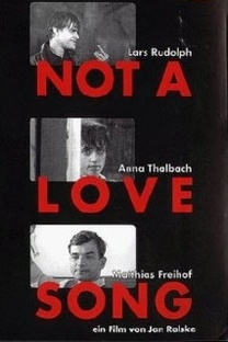 Não é uma Canção de Amor - Poster / Capa / Cartaz - Oficial 1