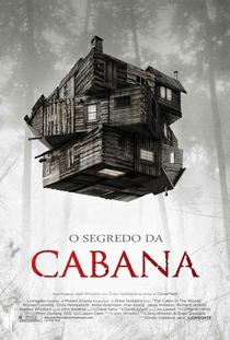 O Segredo da Cabana - Poster / Capa / Cartaz - Oficial 2