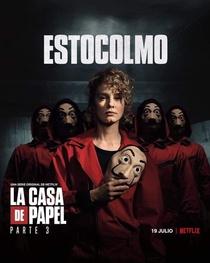 La Casa de Papel (Parte 3) - Poster / Capa / Cartaz - Oficial 9