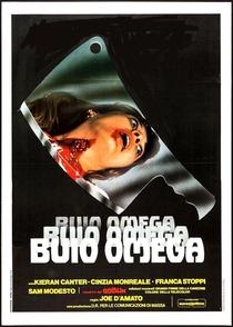Buio Omega - Poster / Capa / Cartaz - Oficial 6