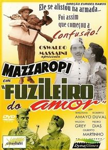 Fuzileiro do Amor - Poster / Capa / Cartaz - Oficial 3
