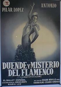 Flamenco - Poster / Capa / Cartaz - Oficial 4