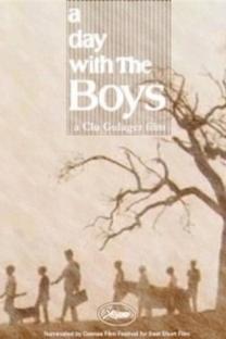A Day with the Boys - Poster / Capa / Cartaz - Oficial 2