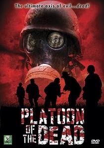 Platoon of the Dead - Poster / Capa / Cartaz - Oficial 1