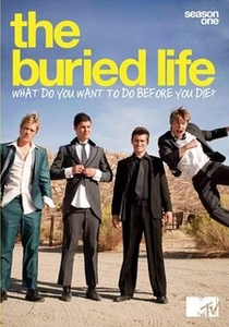 The Buried Life - Poster / Capa / Cartaz - Oficial 1
