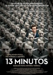 13 Minutos - Poster / Capa / Cartaz - Oficial 2