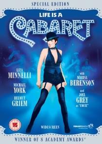 Cabaret - Poster / Capa / Cartaz - Oficial 12