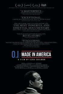 O.J.: Made in America - Poster / Capa / Cartaz - Oficial 1