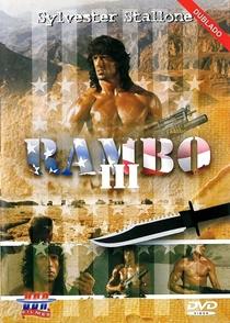 Rambo III - Poster / Capa / Cartaz - Oficial 13