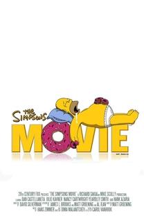 Os Simpsons: O Filme - Poster / Capa / Cartaz - Oficial 7