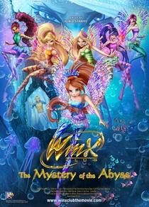 O Mistério do Abismo  - Poster / Capa / Cartaz - Oficial 1