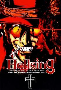 Hellsing - Poster / Capa / Cartaz - Oficial 1