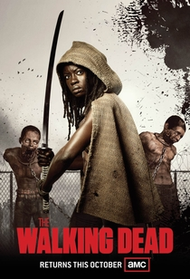 The Walking Dead (3ª Temporada) - Poster / Capa / Cartaz - Oficial 2